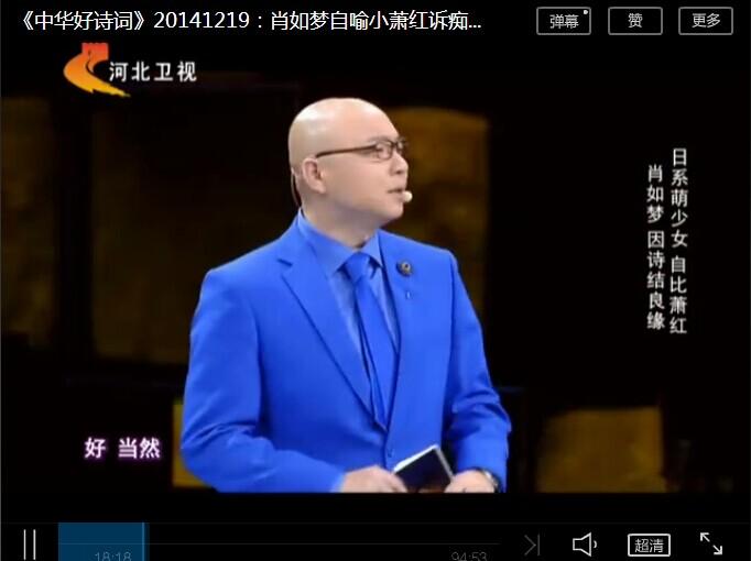 中华好诗词201411219视频全集